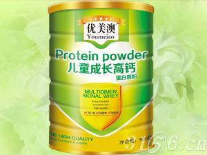 优美澳儿童成长高钙蛋白质粉
