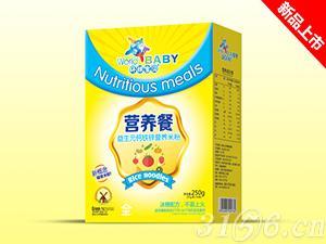益生元钙铁锌-营养餐盒装