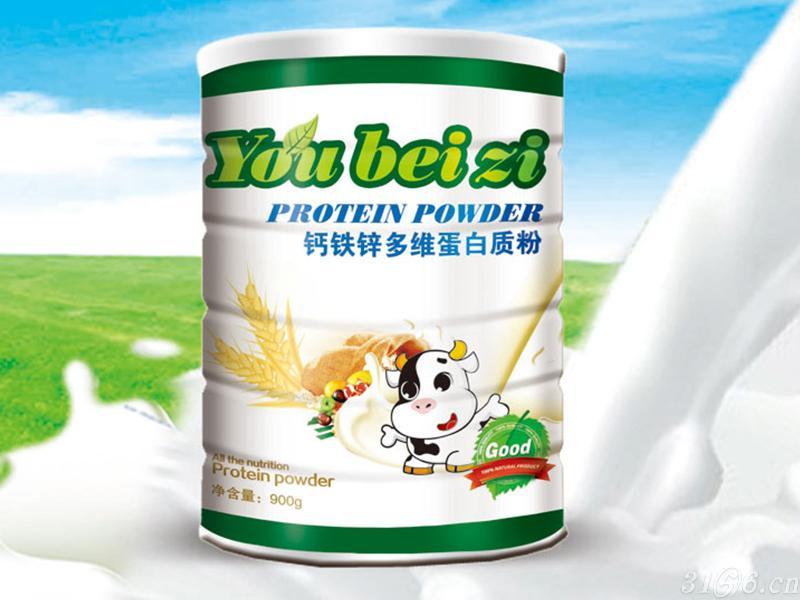 高档铁桶钙铁锌多维蛋白质粉