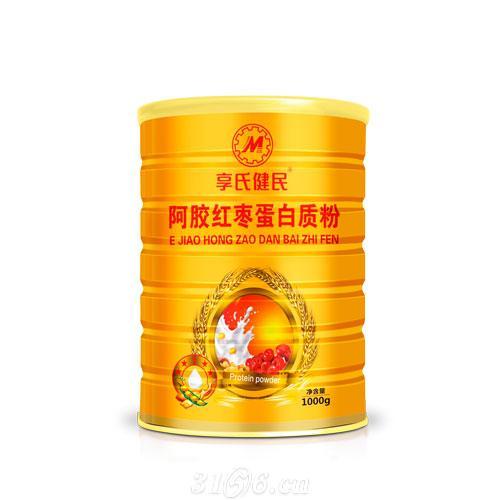 享氏健民阿胶红枣蛋白质粉