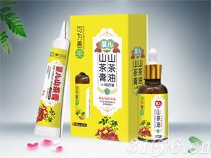 山茶膏-山茶油(嬰兒)