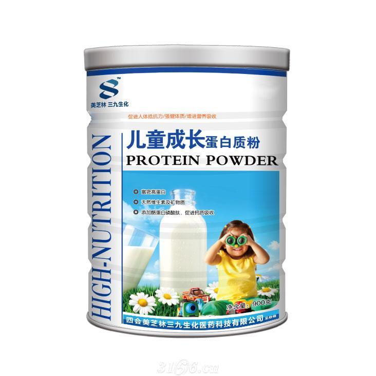 美芝林三九 儿童成长蛋白质粉