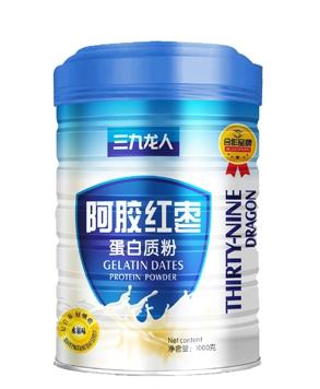 三九龙人阿胶红枣蛋白质粉