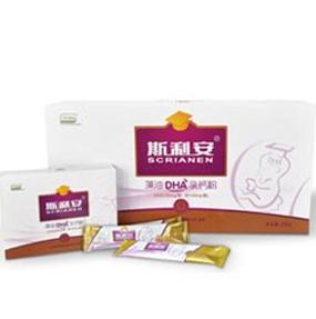 创盈斯利安藻油DHA乳钙粉
