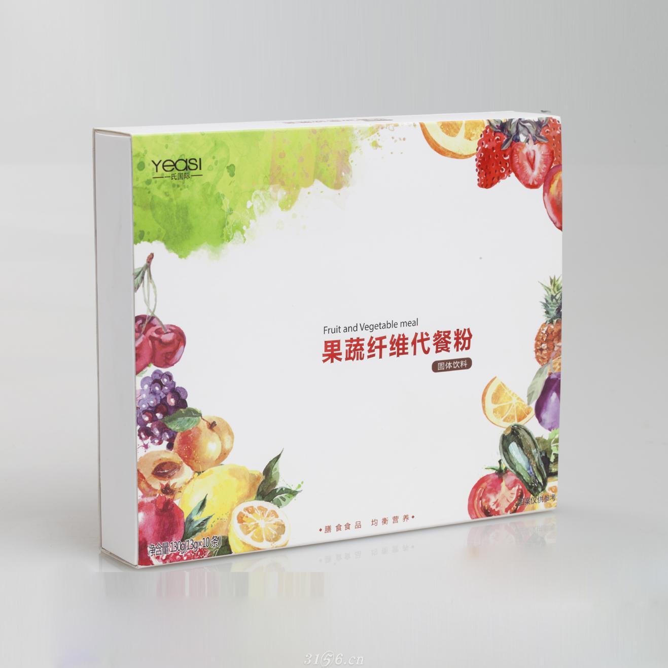 果蔬纤维代餐粉