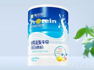 藍鉆蛋白質粉-鈣鐵鋅