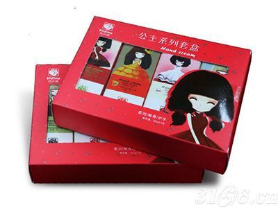 公主系列套盒 (护手霜)