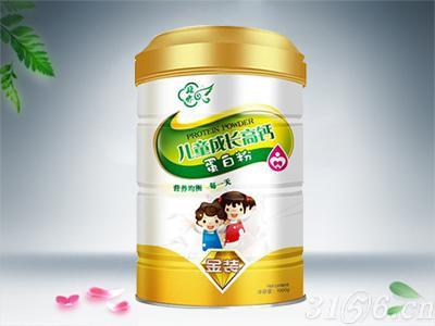 儿童成长高钙蛋白粉