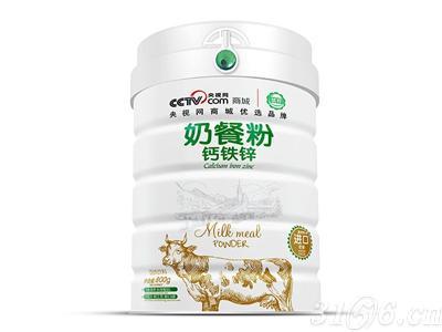 鈣鐵鋅奶餐粉