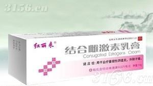 結合雌激素乳膏