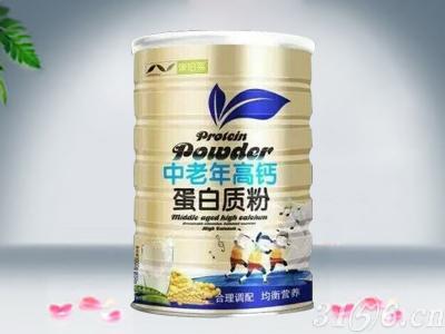 中老年高鈣蛋白質粉