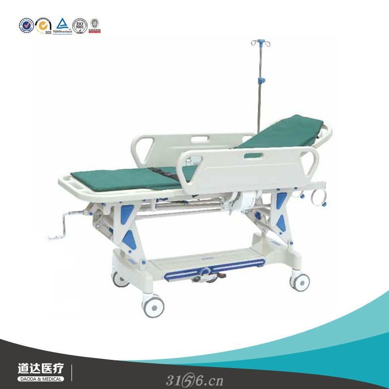 手术担架床ABS转运车医用升降平车交接车
