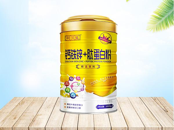 钙铁锌+肽蛋白粉