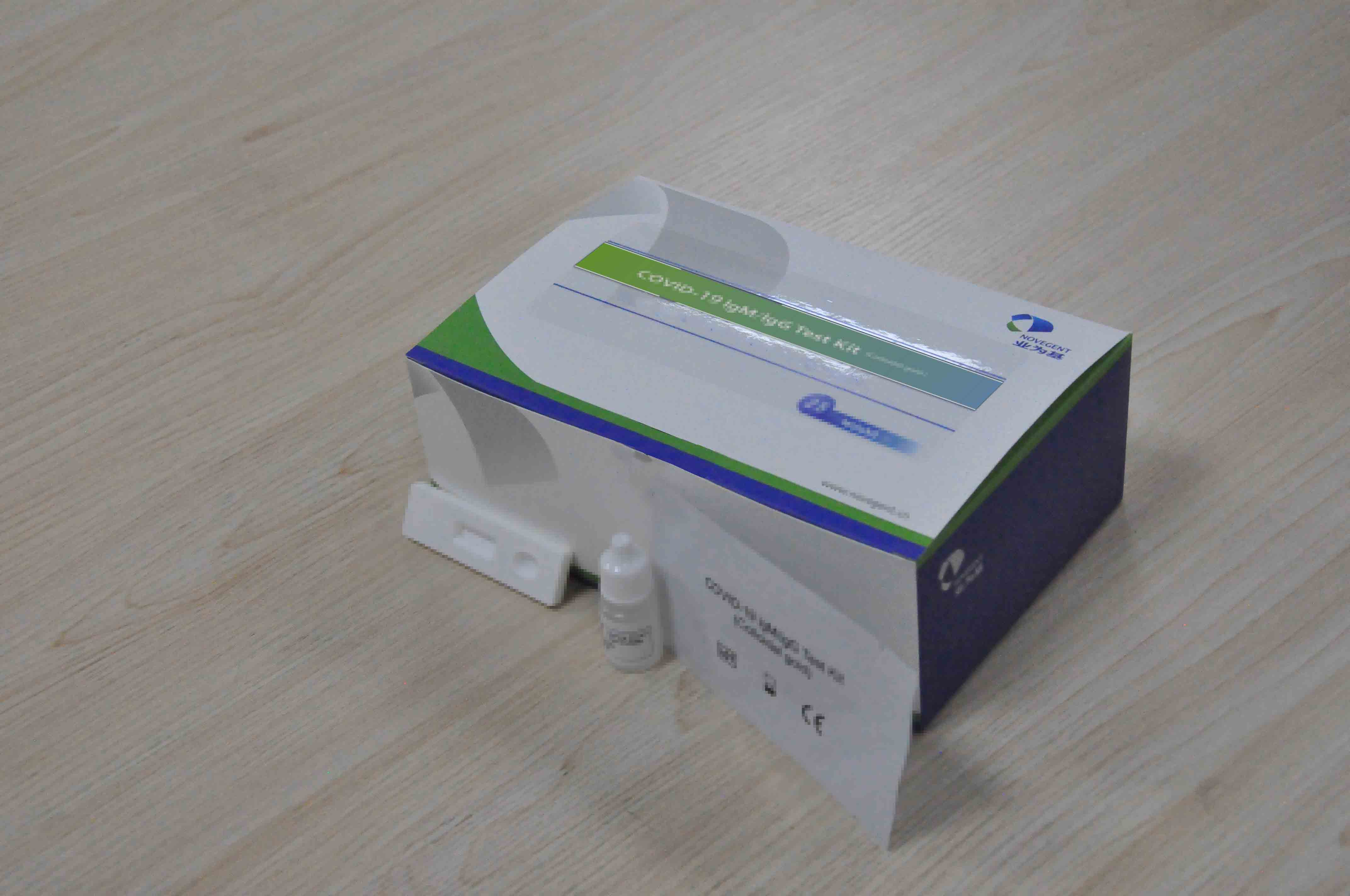COVID-19新型冠状病毒IgM/IgG抗体检测试剂盒